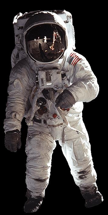 10 - Astronaut vs Ridder
