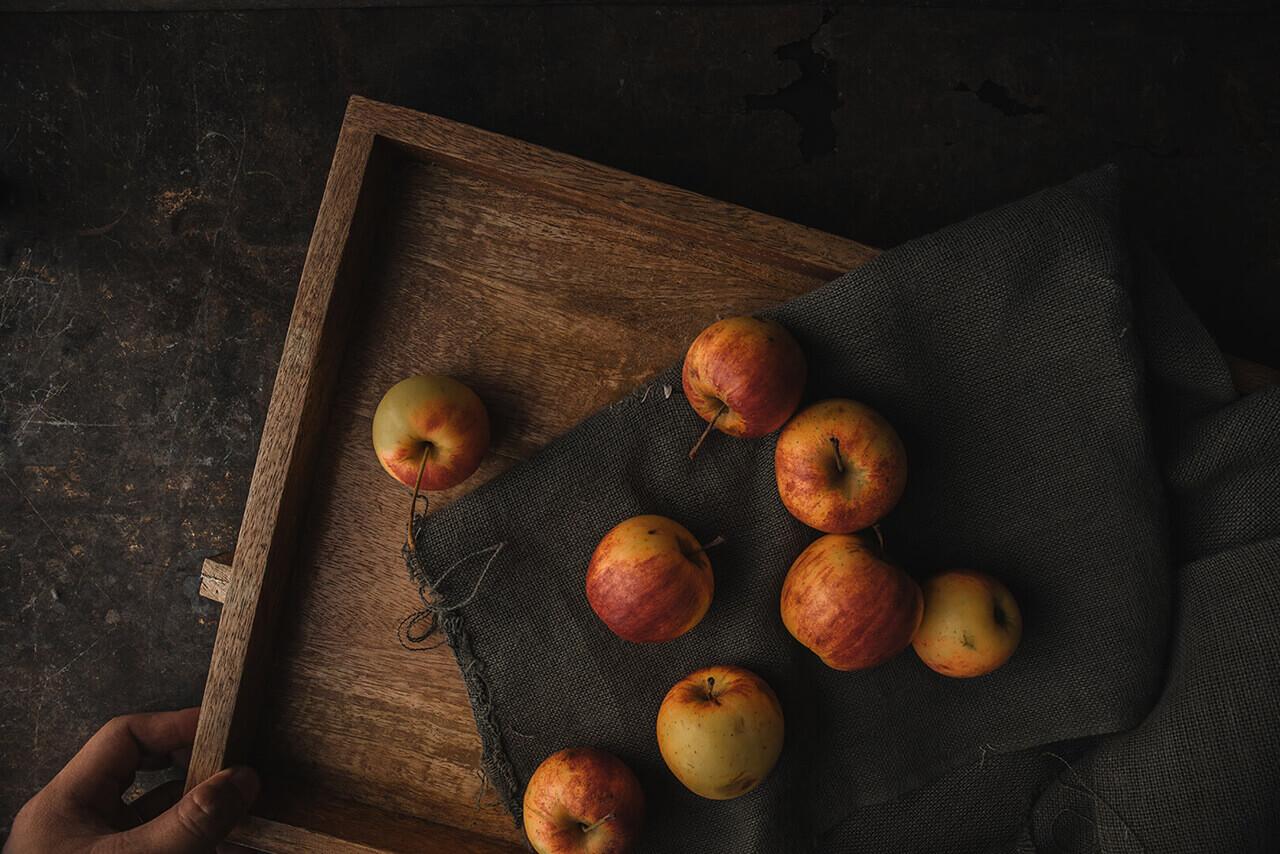 Wildebok - appeltje